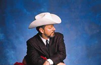 Junior Brown stirs up some country