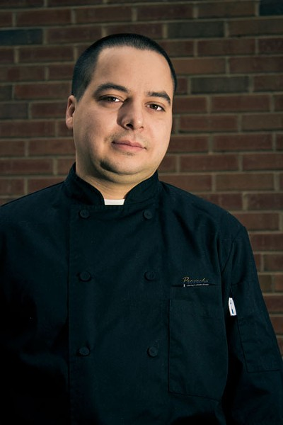 Chef Aaron Rivera