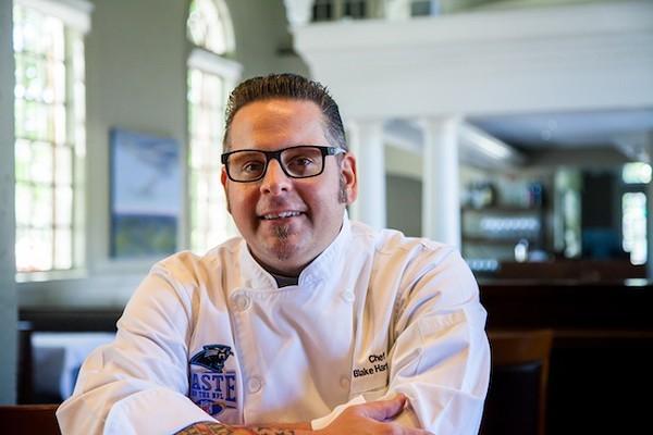 Chef Blake Hartwick