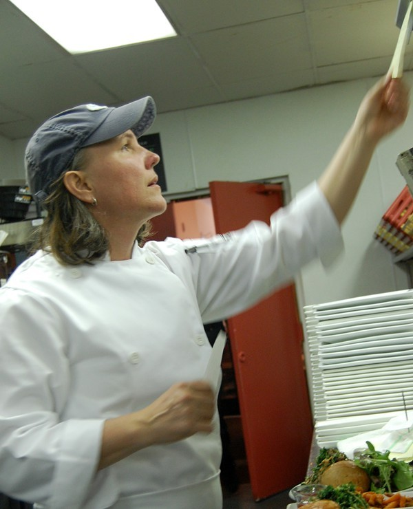 Chef Cassie Parsons wears many hats as a business owner, farmer, and chef