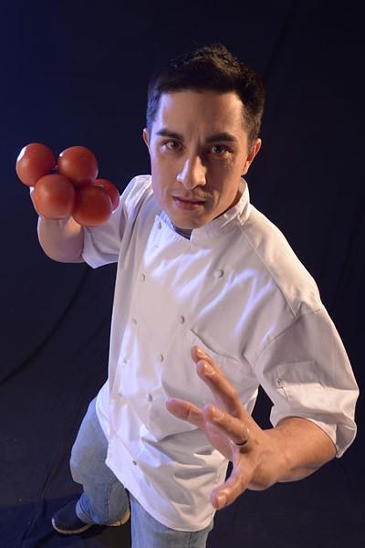 Chef Geoff Bragg - JIM MCGUIRE