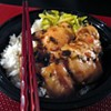 Sweet & Spicy Sticky Chicken