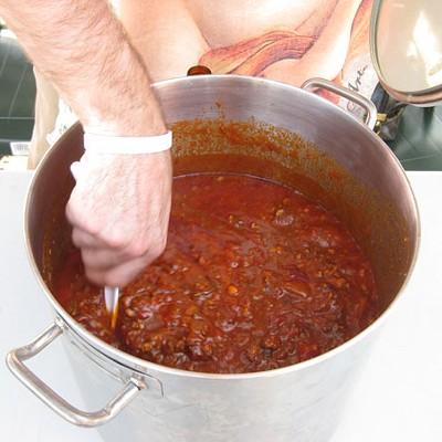 Chili Cook Off, 11/15/09