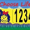 'Choose Life' license plates heading to court