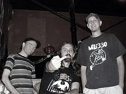 HEATHER GAVAGAN - Chris Peigler, Ryan McGinnis and Kevin Gavagan (left - to right) of My So-Called Band