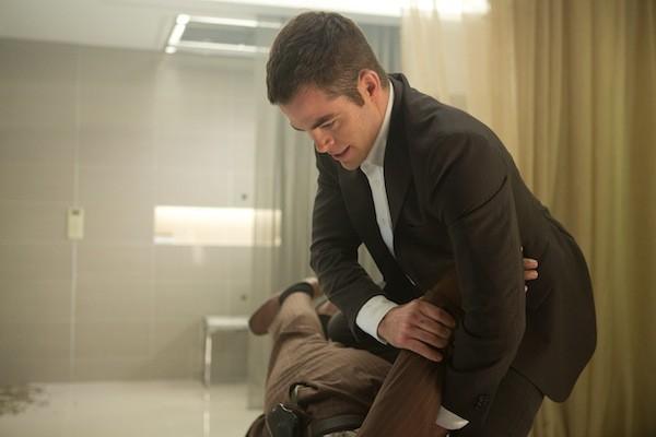 Chris Pine in Jack Ryan: Shadow Recruit (Photo: Paramount)
