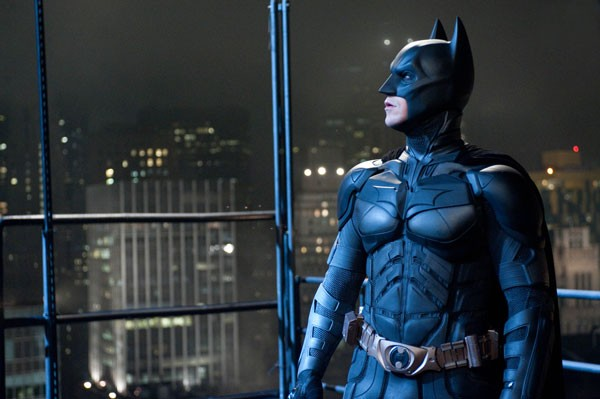 Christian Bale in The Dark Knight Rises (Warner Bros.)