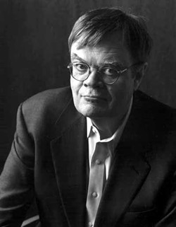 CHRISTMAS JEER: Garrison Keillor, who visited Charlotte just last week, tackles the Yuletide season with his new book.