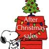 Random after-Christmas sales
