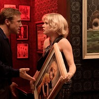 Christophe Waltz and Amy Adams in Big Eyes (Photo: The Weinstein Co.)