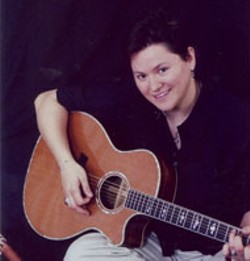 Christy Snow at Wine-Up in Davidson on Thursday