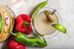 JUSTIN DRISCOLL - Chuy's New Mexican Martini