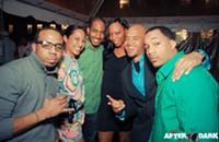 CIAA 2012: Pink Groove 7 at Phoenix, 3/1/12