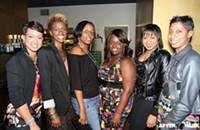 CIAA 2012: Uptown Saturday at Blue Restaurant, 3/3/12