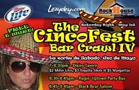 Upcoming: The Cincofest Bar Crawl IV