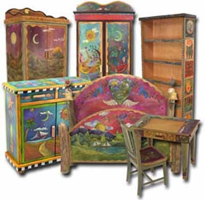 City Art Works - Folk art furniture and accessories for your home and heart! Inspiring words, phrases and images are artfully wood-burned into each piece! Theyre magical! - 1630 East Woodlawn Road, Ste. 267. 704-527-1300. (Parktowne Village at corner of Park Road and East Woodlawn). - Monday-Saturday 10 a.m.-6:30 p.m., - Sunday 1 p.m.-5 p.m. - www.cityartworks.com - Credit cards accepted