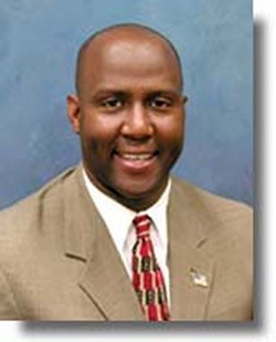 City council member and chairman of the city's public safety committee Warren Turner