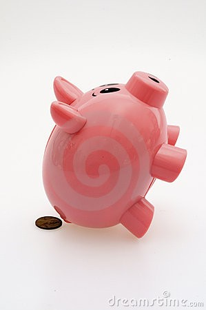 City piggy bank keeps pooping out money for those who have
