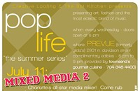 <i>CL</i>and the Sol Kitchen Presents: Pop Life