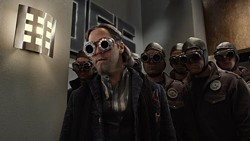 DIMENSION - CLOCKING OUT: Jeremy Piven in Spy Kids: All the Time in the World in 4D