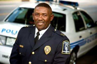 CMPD Chief Rodney Monroe