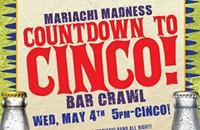 Crawling to Cinco de Mayo