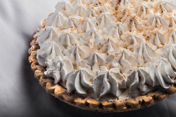 Coconut Cream Pie at Neet's Sweets