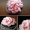 Pink cupcakes for the birthday girl