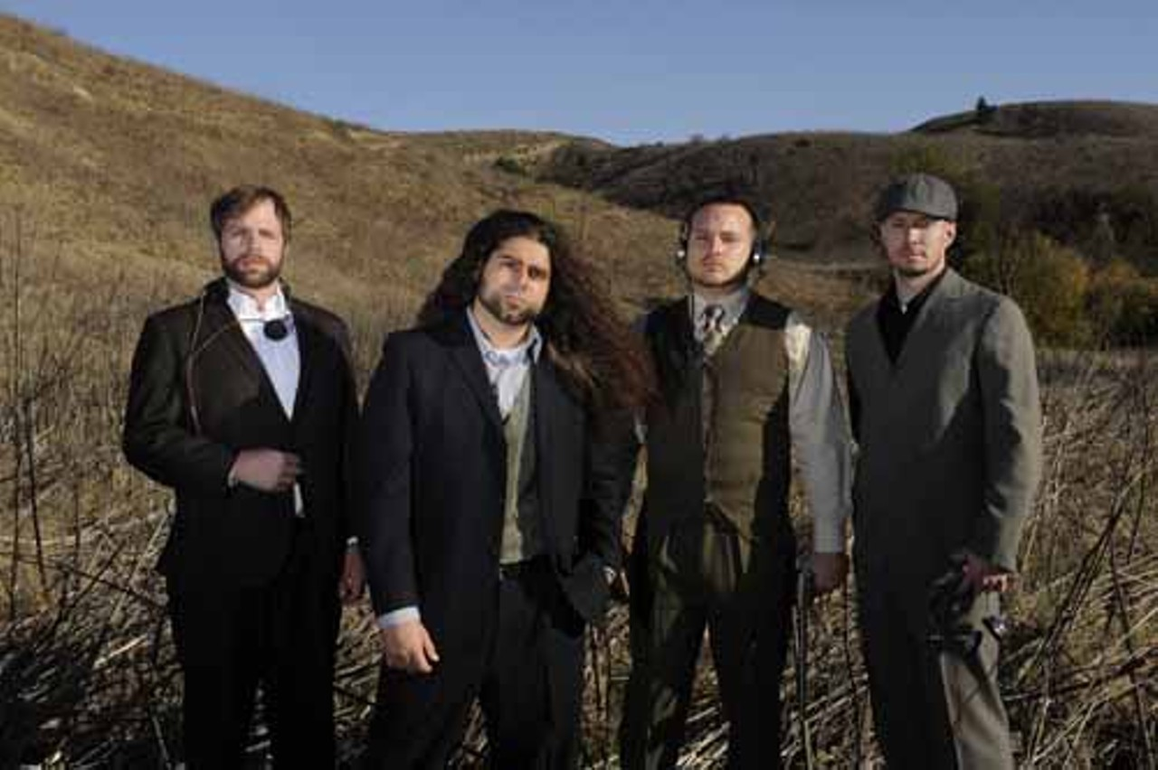 Coheed and Cambria offers prequel to four-album series
