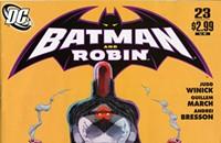 Comic review: <b><i>Batman and Robin</i></b> No. 22
