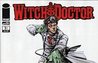 Comic reviews: <b><i>Witch Doctor, Planet of the Apes</i></b>, more