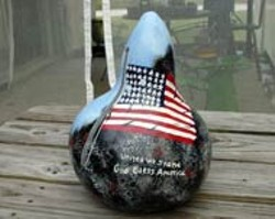 Congress's proposed Constitutional amendment is a grave threat to the flag-painted gourd industry