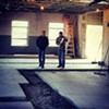 Construction continues at Sycamore Brewing Company