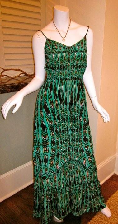 Coral Boutique - Maxi Dress