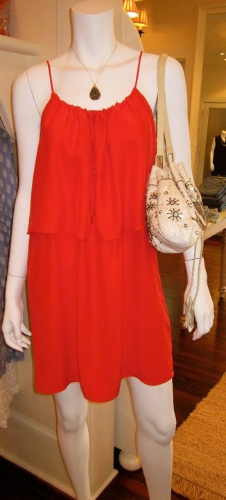 Coral Boutique - Red Dress