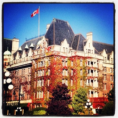 Other fun things to do in Victoria, BC