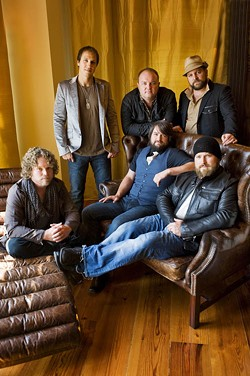 C. TAYLOR CROTHERS - COUNTRY FRIED: Zac Brown Band