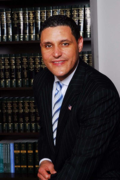 County Commissioner Harold Cogdell