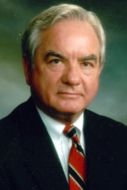 County Commissioner Parks Helms is considered a - virtual shoo-in for another term -