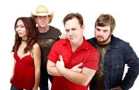 Cowboy Mouth in Charlotte