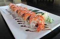 <em>Creative Loafing</em> gets its own sushi roll