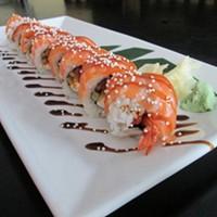 <em>Creative Loafing</em> gets its own sushi roll