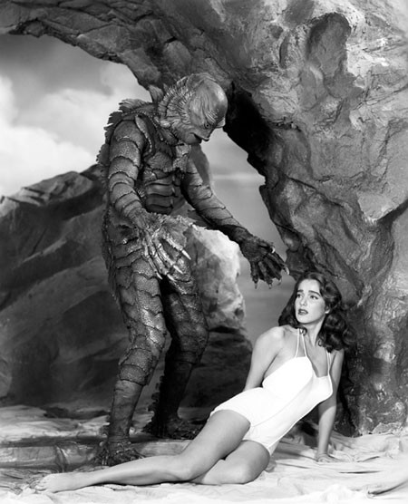 Creature from the Black Lagoon (Photo: Universal)