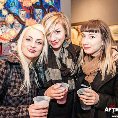 Culture Initiative's Altered Reality, 11/30/13