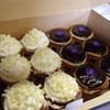 Cupcakes from Tizzerts