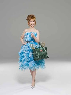 BRAVO PHOTO/MIKE RUIZ - D-LISTER: Kathy Griffin plays Ovens in October.