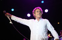 Live review: Roger Daltrey