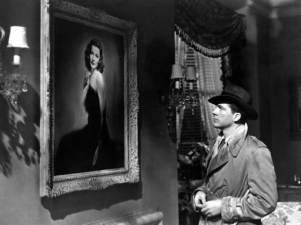 Dana Andrews in Laura (Photo: Fox)