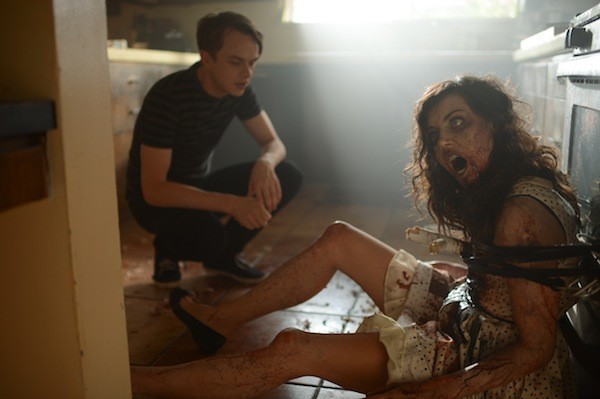 Dane DeHaan and Aubrey Plaza in Life After Beth (Photo: A24)