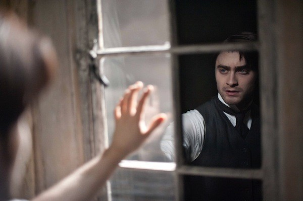 Daniel Radcliffe in The Woman in Black (Photo: Sony)